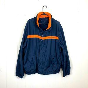 Vintage 90s Tommy Hilfiger Windbreaker Sz XL